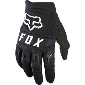 Fox Dirtpaw Handschuhe Jugend schwarz/weiß
